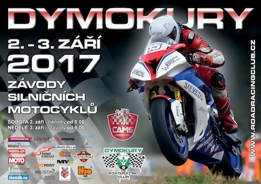 Dymokury 2. - 3. 9. 2017