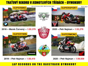 lap record - dymokury - sbk,ssp,twin,mono - po 2020