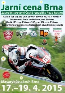 plakát Brno